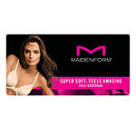 Maidenform Super Soft Underwire T-Shirt Comfort Full Coverage Bra-09404j