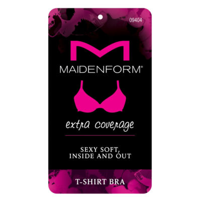 Maidenform Underwire Full Coverage Bra-09404j