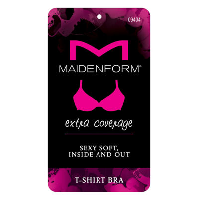 Maidenform Comfort Devotion Underwire T-Shirt Full Coverage Bra-09404j