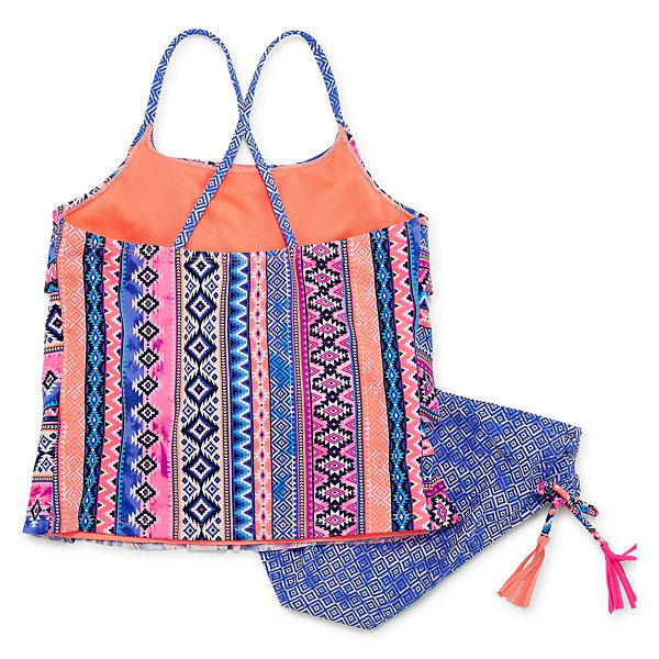 Arizona Girls Tankini Set - Big Kid