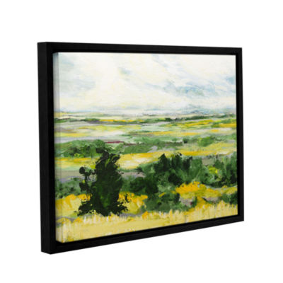 Brushstone Petersfield Gallery Wrapped Floater-Framed Canvas Wall Art