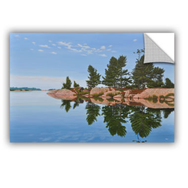 Brushstone Philip Edward Island Removable Wall Decal