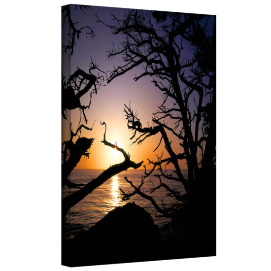 Brushstone Pacific Light Gallery Wrapped Canvas Wall Art