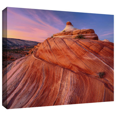 Brushstone Paria Wilderness Gallery Wrapped CanvasWall Art