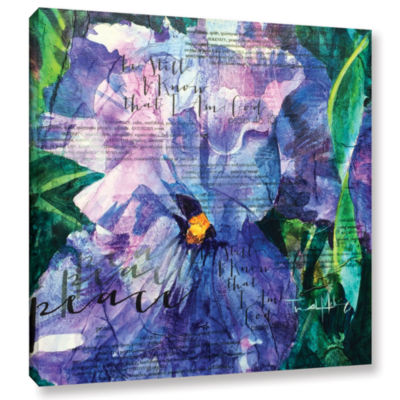 Brushstone Peace Gallery Wrapped Canvas Wall Art