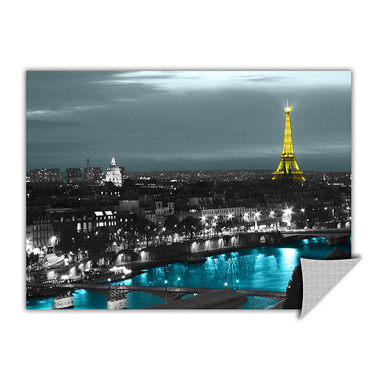 Brushstone Paris Removable Wall Decal