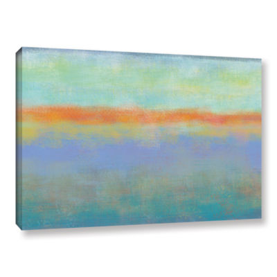 Brushstone Outer Limits 1 Gallery Wrapped Canvas Wall Art
