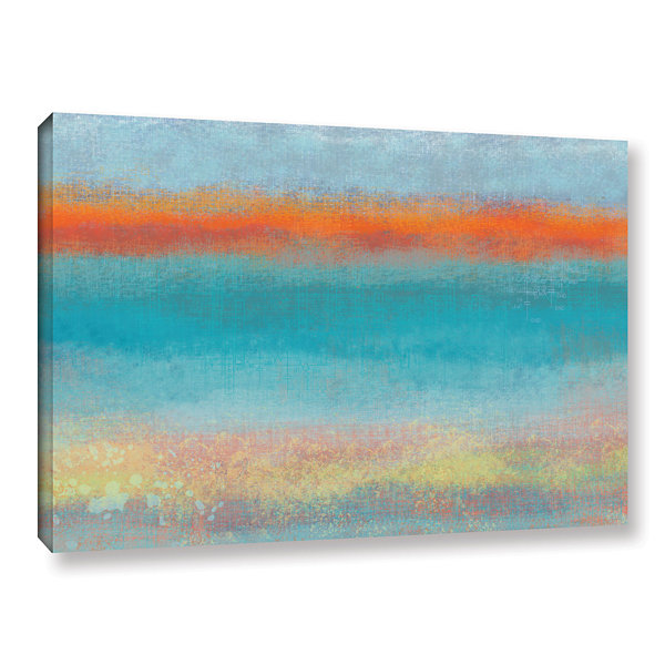 Brushstone Outer Limits 2 Gallery Wrapped Canvas Wall Art