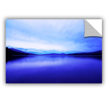 Brushstone Oregon-Odell Lake Removable Wall Decal