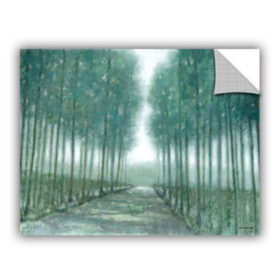 Brushstone Path Of Least Resistance Removable WallDecal