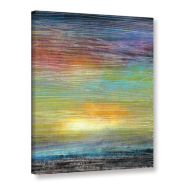 Brushstone Painted Sky Gallery Wrapped Canvas WallArt