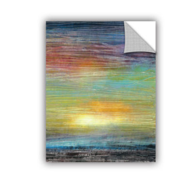 Brushstone Painted Sky Removable Wall Decal