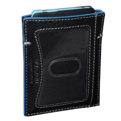 Buxton RFID Wallet with Battery