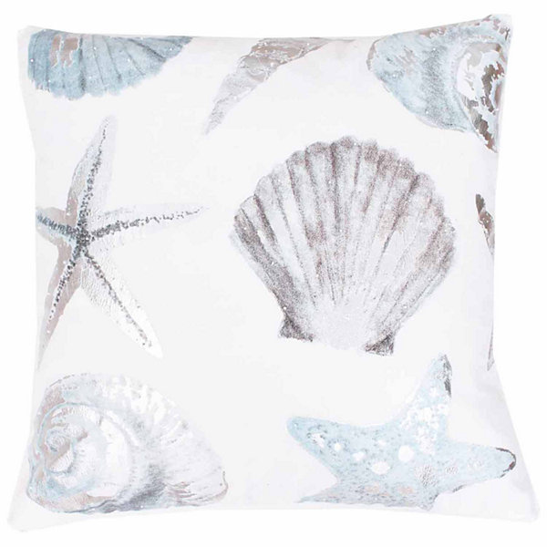 Thro by Marlo Lorenz Lima Shell Throw Pillow