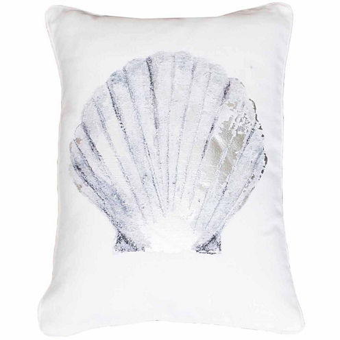 Thro by Marlo Lorenz Shona Shell Throw Pillow