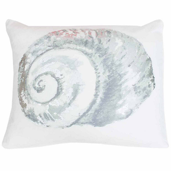 Thro by Marlo Lorenz Marcell Shell Throw Pillow