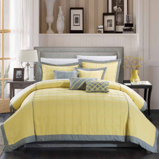 Chic Home Rhodes 12-pc. Midweight Comforter Set