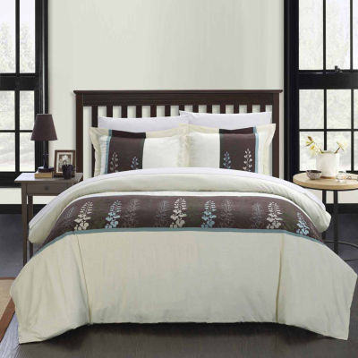 Chic Home Victoria 7-Piece Duvet