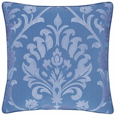 Queen Street Palmetto 16x16 Square Throw Pillow