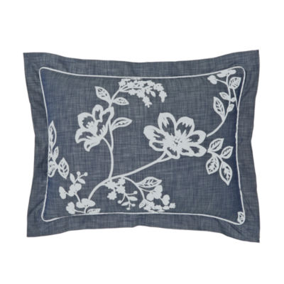 Croscill Classics Lucine 4-pc. Floral Comforter Set