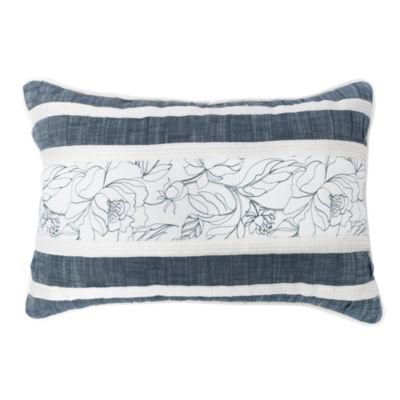 Croscill Classics Lucine 19x13 Boudoir Throw Pillow