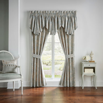 Croscill Classics Caterina Rod-Pocket Curtain Panel