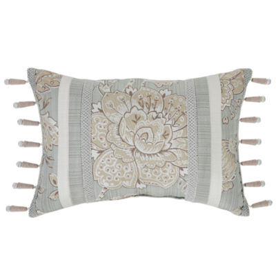 Croscill Classics Caterina 19x13 Boudoir Throw Pillow