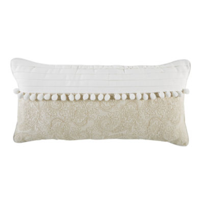 Croscill Classics Cela 22x11 Boudoir Throw Pillow