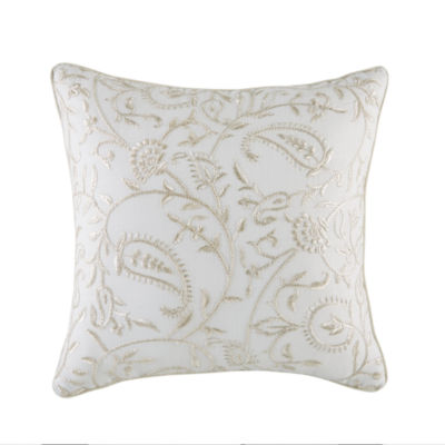 Croscill Classics Cela 18x18 Square Throw Pillow