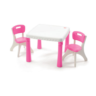 Step2 LifeStyle Kitchen  Table & Chairs Set