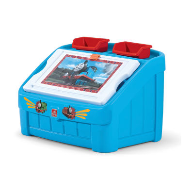 Step2 Thomas the Tank Engine 2-in-1 Toy Box & Art Lid™