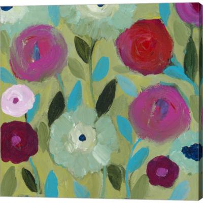 Metaverse Art Peace by Carrie Schmitt Gallery Wrapped Canvas Wall Art
