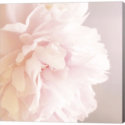 Metaverse Art Peony V Gallery Wrapped Canvas WallArt