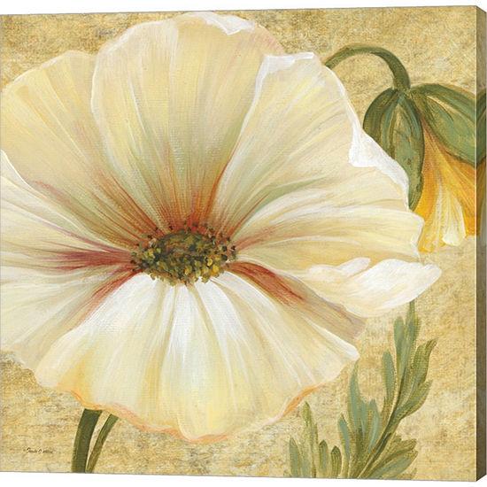 Metaverse Art Primavera III Gallery Wrapped CanvasWall Art