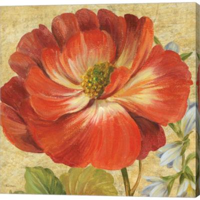 Metaverse Art Primavera IV Gallery Wrapped CanvasWall Art