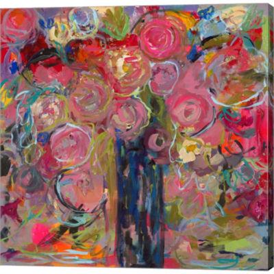 Metaverse Art Release by Carrie Schmitt Gallery Wrapped Canvas Wall Art