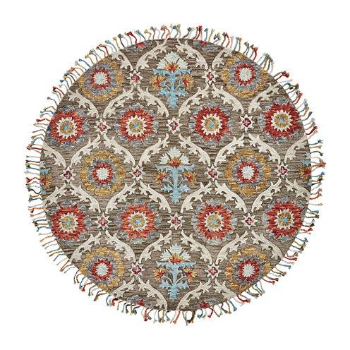 Room Envy Calendra Incas Hand Tufted Rectangular Rugs