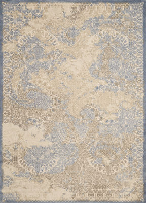 United Weavers Dais Collection Faded Grace Rectangular Rug