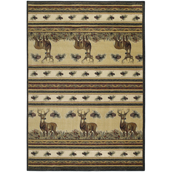 United Weavers Marshfield Genesis Collection Master Of The Meadow Rectangular Rug