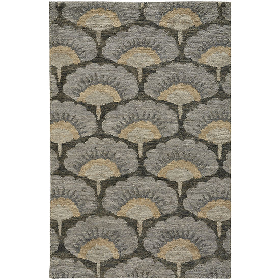 Capel Inc. Williamsburg Ina Hand Knotted Rectangular Indoor Rugs