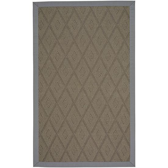 Capel Inc. Llano Earl Gray Rectangular Indoor/Outdoor Rugs