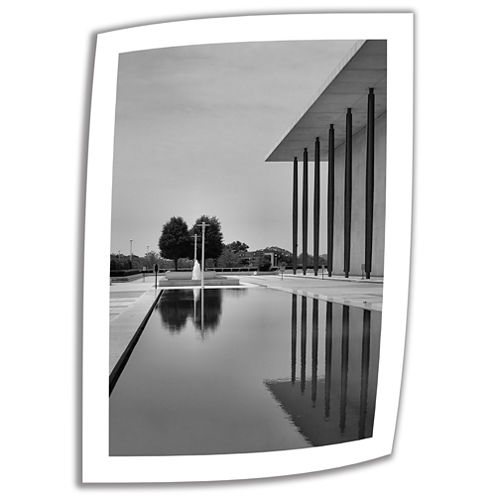 Brushstone The Kennedy Center Pool Canvas Poster Wall Art