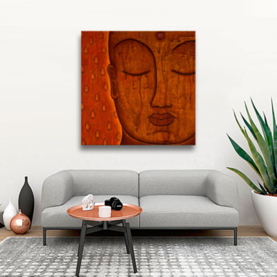 Brushstone Awakened Mind Gallery Wrapped Canvas Wall Art