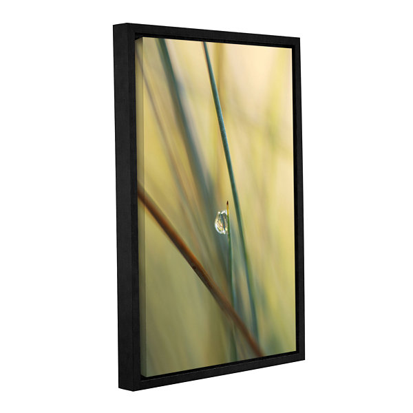 Brushstone Elijah Blue Gallery WrappedFloater-Framed Canvas Wall Art