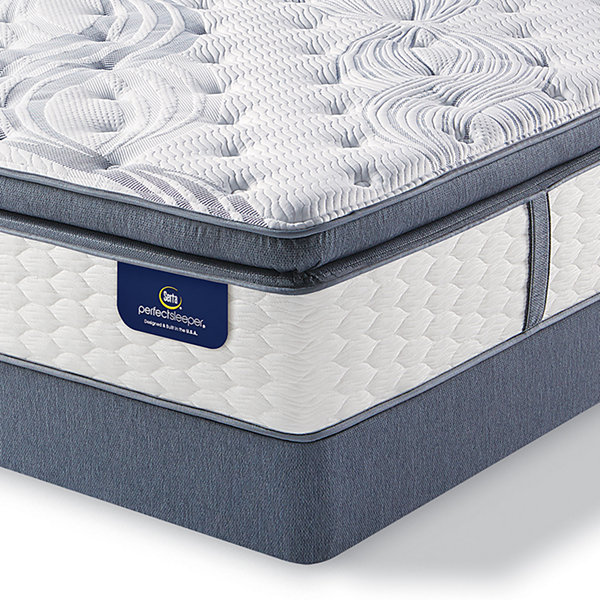 Serta® Perfect Sleeper® Elite Whitepond Super Pillowtop - Mattress Only