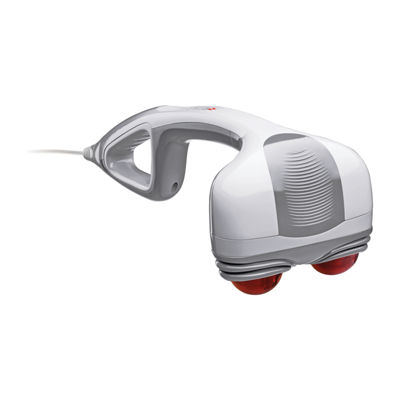 Homedics Percussion Action Plus Handheld Massager with Heat
