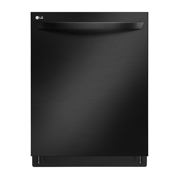 LG ENERGY STAR® Wi-Fi Enabled Top Control Dishwasher with QuadWash™ and Third Rack
