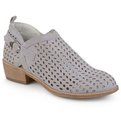 Journee Collection Womens Round Toe Slip-On Shoe