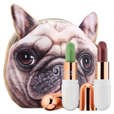 Winky Lux Pug Pout Lip Balm Kit