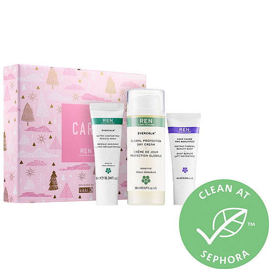 Ren Clean Skincare Care Gift Set
